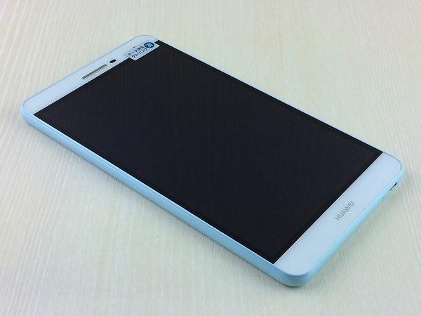 【中古】【安心保証】 SIMフリー MediaPad T2 7.0 ホワイト