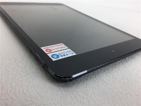 【中古】【安心保証】 SoftBank iPadmini1[セルラー64G] ブラック