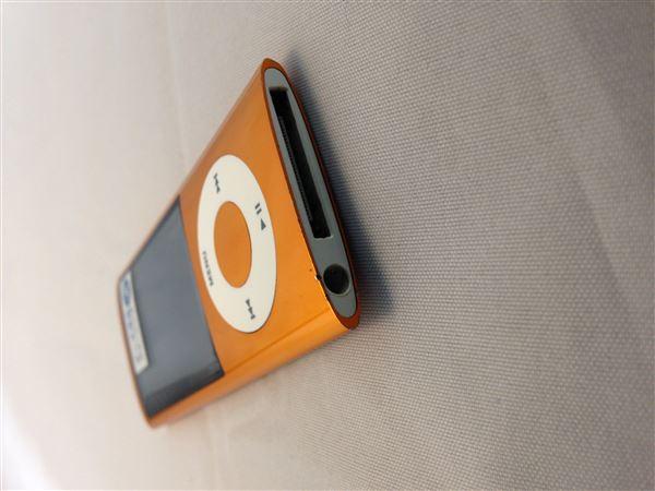 【中古】【安心保証】 iPodnano5[16GB](オレンジ) MC072J