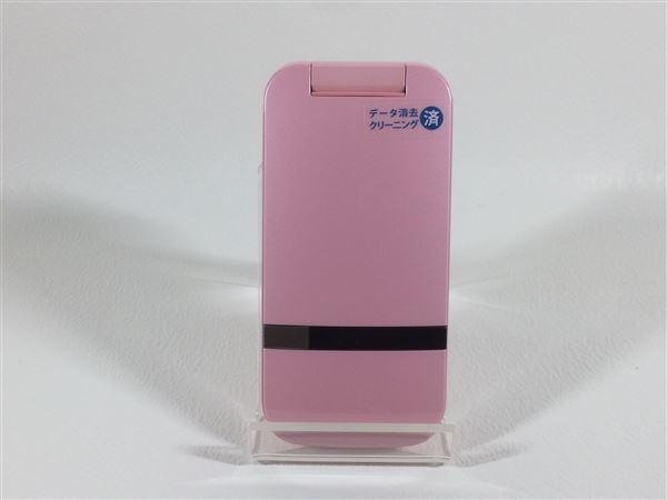 【中古】【安心保証】 SoftBank 202SH ライトピンク
