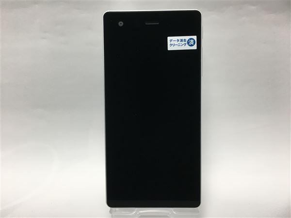 【中古】【安心保証】 SIMフリー VAIOPhoneA[16G] シルバー