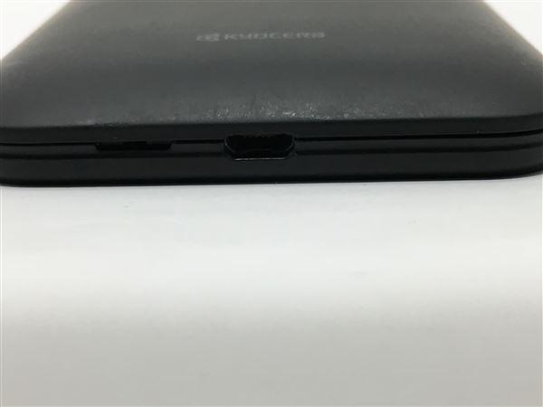 【中古】【安心保証】 SoftBank DIGNO F 503KC ブラック