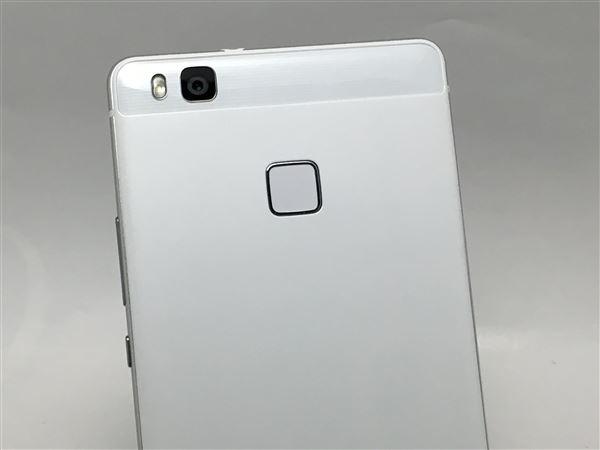 【中古】【安心保証】 SIMフリー P9lite ホワイト