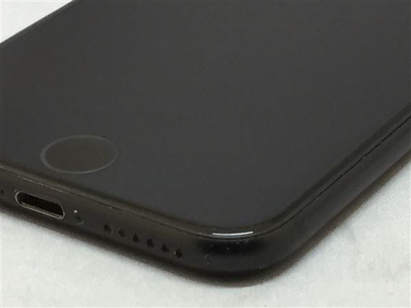 【中古】【安心保証】 docomo iPhone7[128G] ブラック SIMロック解除済