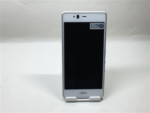 【中古】【安心保証】 SIMフリー ARROWS M04 ホワイト
