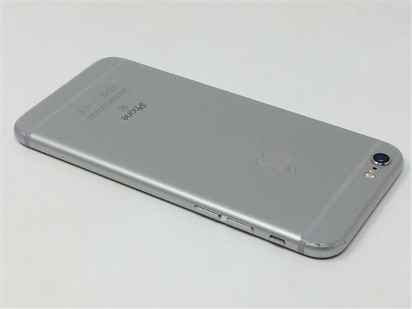 【中古】【安心保証】 au iPhone6s[64G] シルバー SIMロック解除済