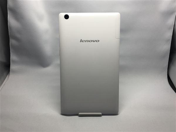 【中古】【安心保証】 Y!mobile Lenovo TAB 2 501LV パールホワイト