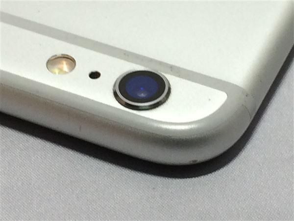 【中古】【安心保証】 au iPhone6sPlus[64G] シルバー
