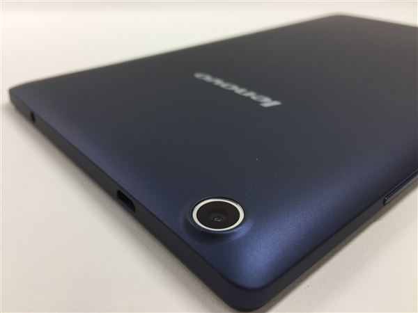 【中古】【安心保証】 Y!mobile Lenovo TAB 2 501LV ミッドナイトブルー
