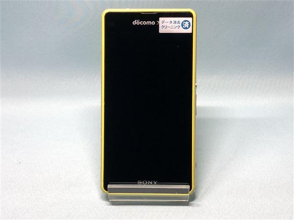 【中古】【安心保証】 docomo Mobile Xperia Z1f SO-02F