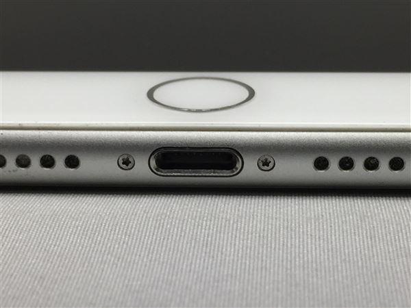 【中古】【安心保証】 au iPhone8[256G] シルバー