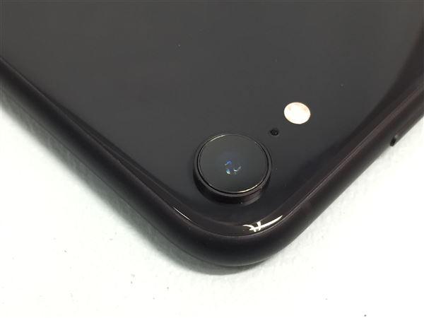 【中古】【安心保証】 docomo iPhoneXR[256GB] ブラック