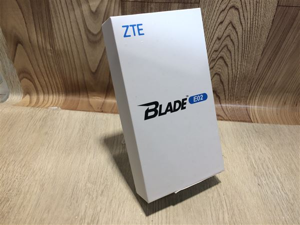 【中古】【安心保証】 SIMフリー BLADE E02[16G] ホワイト