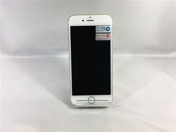 【中古】【安心保証】 SoftBank iPhone6s[16G] ゴールド