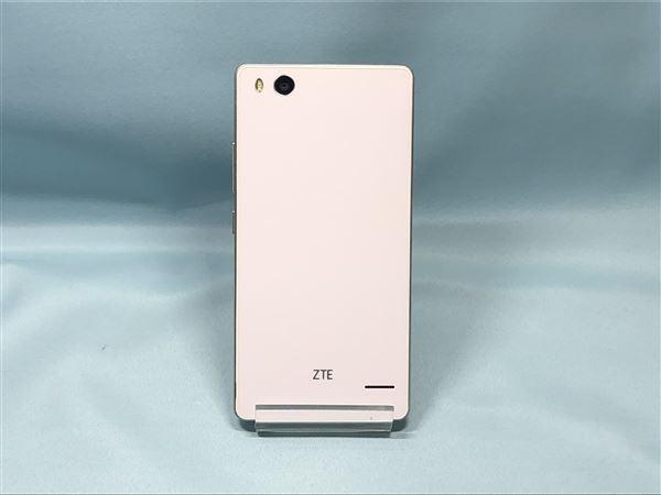 【中古】【安心保証】 SIMフリー BladeE01[8G] ホワイト