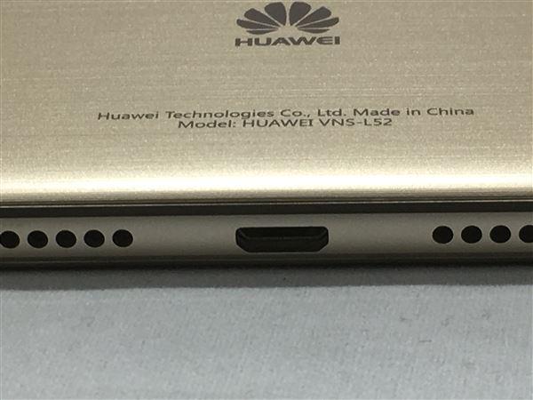 【中古】【安心保証】 UQモバイル VNSーL52[16G] ゴールド