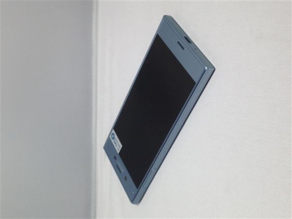 【中古】【安心保証】 SoftBank 602SO アイスブルー