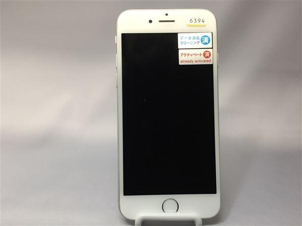 【中古】【安心保証】 docomo iPhone6[128G] シルバー