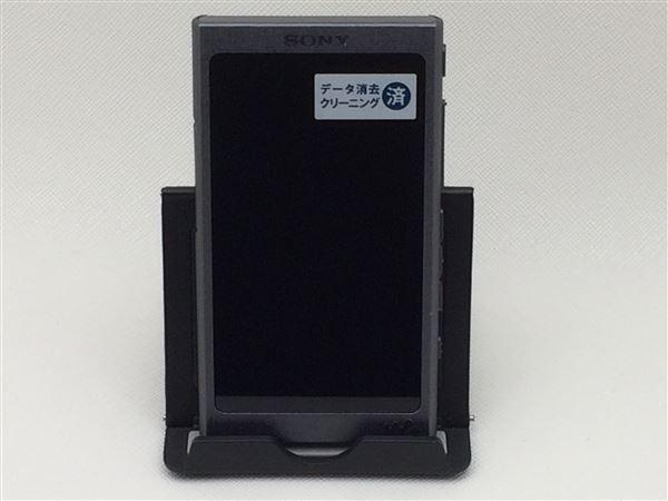 【中古】【安心保証】 A30シリーズ[16GB](チャコールブラック)NW-A35