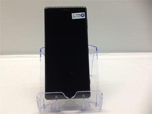 【中古】【安心保証】 SoftBank 702SO リキッドブラック
