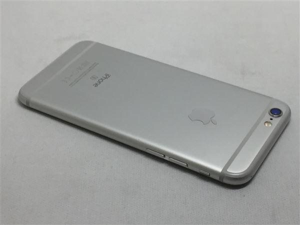 【中古】【安心保証】 au iPhone6s[128G] シルバー