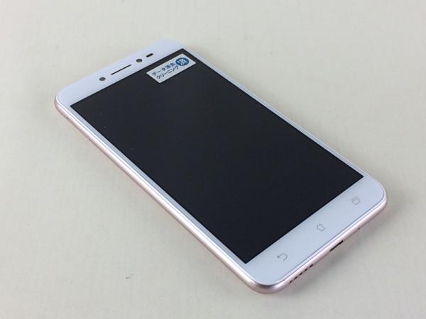 【中古】【安心保証】 SIMフリー ZenFoneLive[16G] シャンパンゴールド