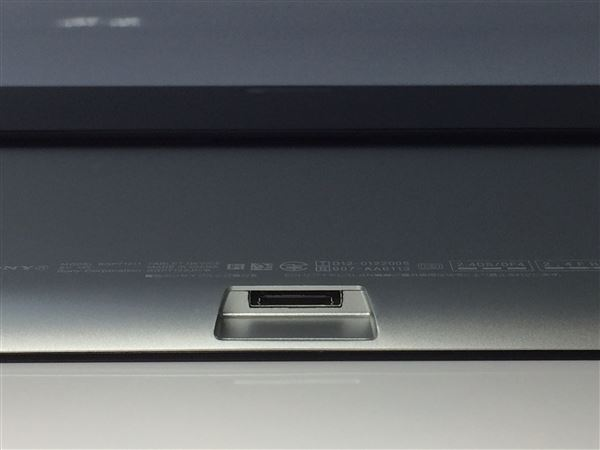 【中古】【安心保証】 XperiaTabletS[32G] ブラック