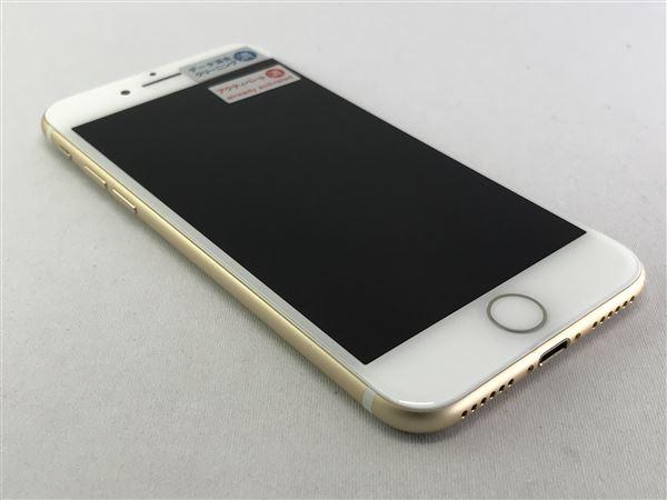 【中古】【安心保証】 SoftBank iPhone7[32G] ゴールド SIMロック解除済