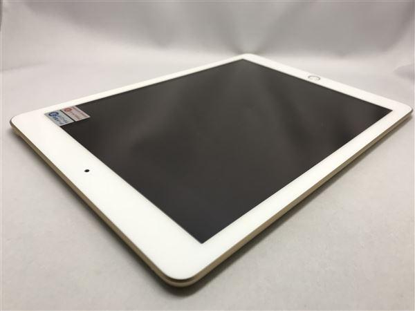【中古】【安心保証】 9.7iPad_5[WiFi128G] ゴールド