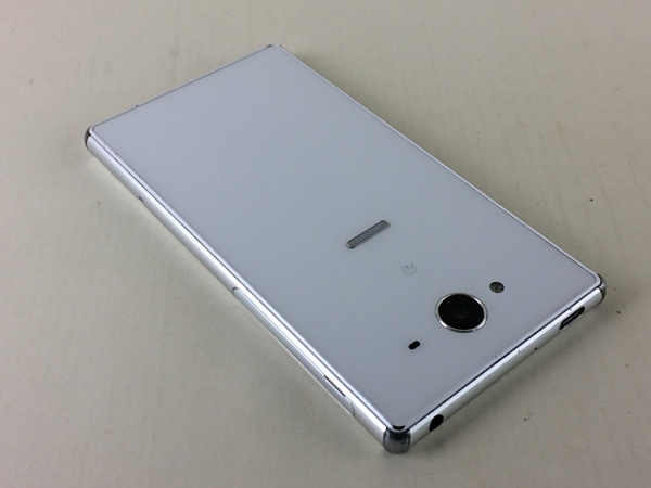 【中古】【安心保証】 SoftBank AQUOSXx2 502SH ホワイト