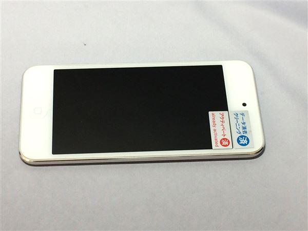 【中古】【安心保証】 iPodtouch5[32GB](ホワイトシルバ)MD720J
