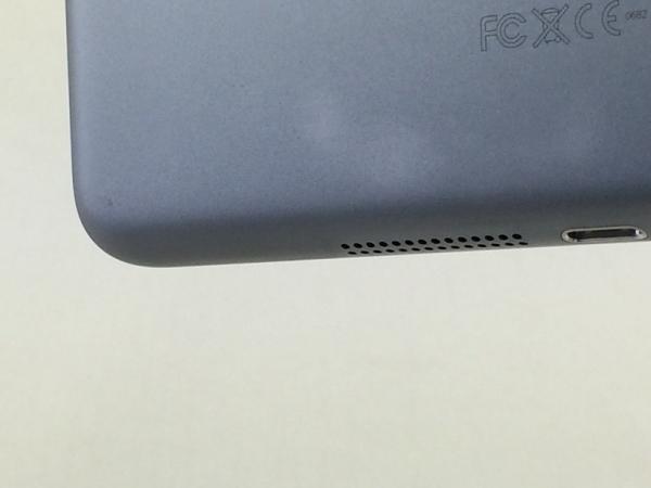【中古】【安心保証】 au iPadmini2[セルラー32G] グレイ