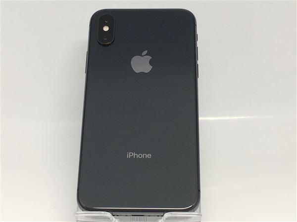 【中古】【安心保証】 SIMフリー iPhoneXS[256G] スペースグレイ