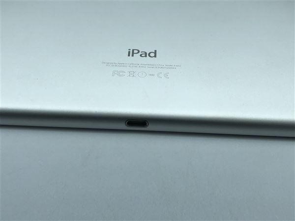 【中古】【安心保証】 au iPadPro-12.9_1[セルラー128G] シルバー