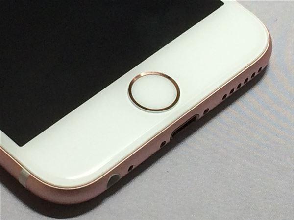 【中古】【安心保証】 docomo iPhone6s[32G] ローズゴールド