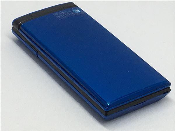 【中古】【安心保証】 Y!mobile DIGNO ケータイ 502KC ブルー
