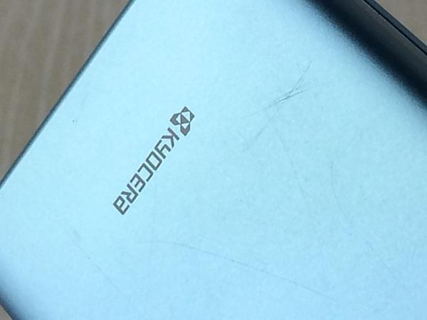 【中古】【安心保証】 Y!mobile DIGNO ケータイ 702KC ブルー