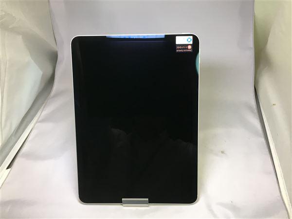 【中古】【安心保証】 SoftBank 11iPadPro_1[セルラー256G] シルバー