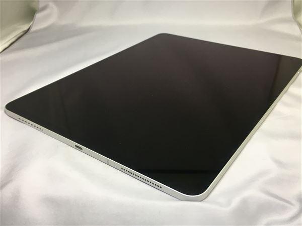 【中古】【安心保証】 au 12.9iPadPro_3[セルラー256G] シルバー