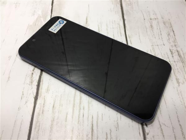 【中古】【安心保証】 SoftBank AndroidOne S5 ダークブルー