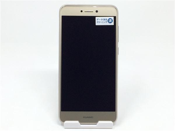 【中古】【安心保証】 Y!mobile novalite ゴールド