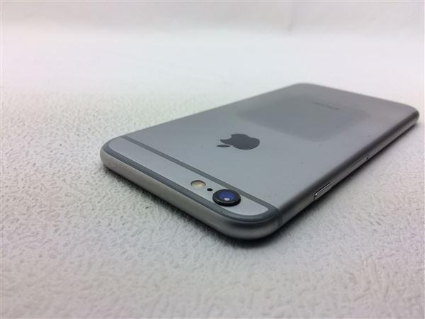 【中古】 [128GB] 【安心保証】 docomo iPhone6 スペースグレイ