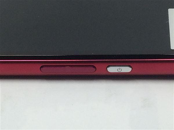 【中古】【安心保証】 SoftBank AQUOS Xx2 mini 503SH レッド