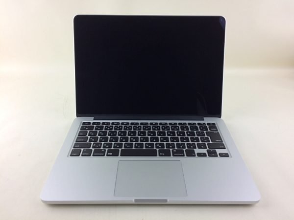 【中古】【安心保証】 アップル ノートPC MacBookPro11.1 A1502 MGX82J/A