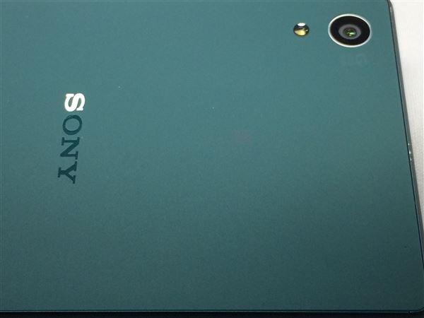 【中古】【安心保証】 SoftBank 501SO グリーン