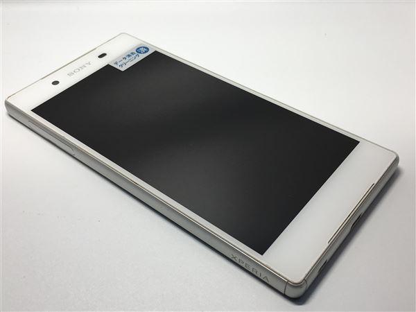 【中古】【安心保証】 SoftBank 501SO ホワイト