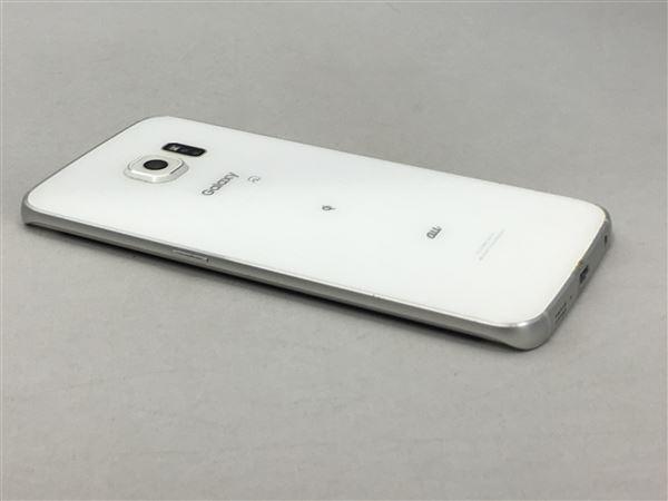 【中古】【安心保証】 au SCV31[64G] ホワイトパール