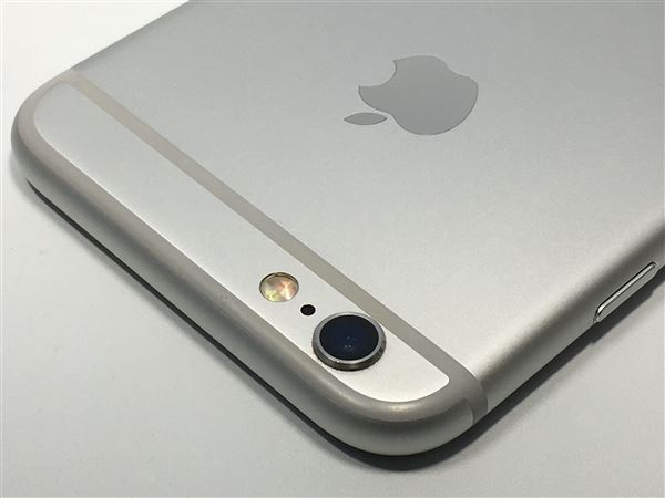 【中古】【安心保証】 docomo iPhone6s[16G] シルバー