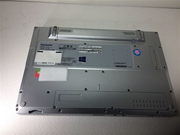 【中古】【安心保証】 Panasonic ノートPC CF-LX3ED0CS