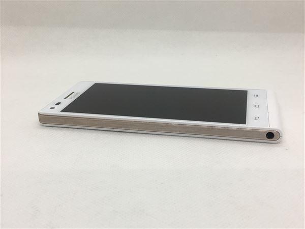 【中古】【安心保証】 SIMフリー Ascend G6 L22 ホワイト